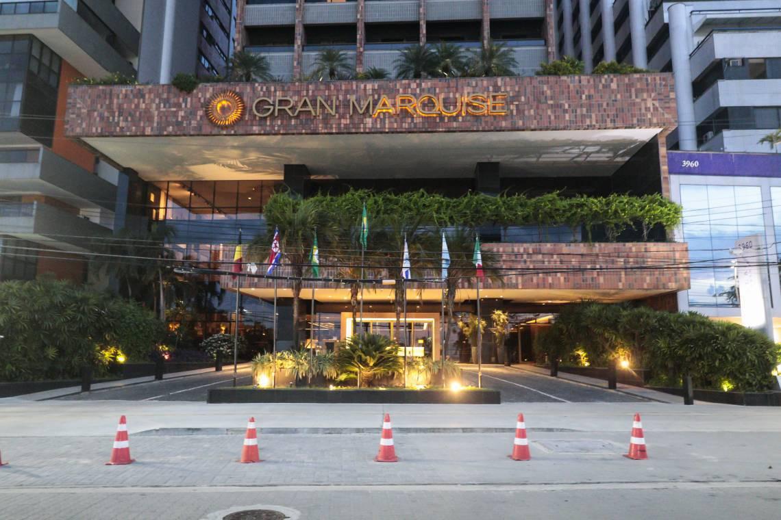 HOTEL Gran Marquise dará férias coletivas de 30 dias a seus funcionários a partir do dia 30 de março
