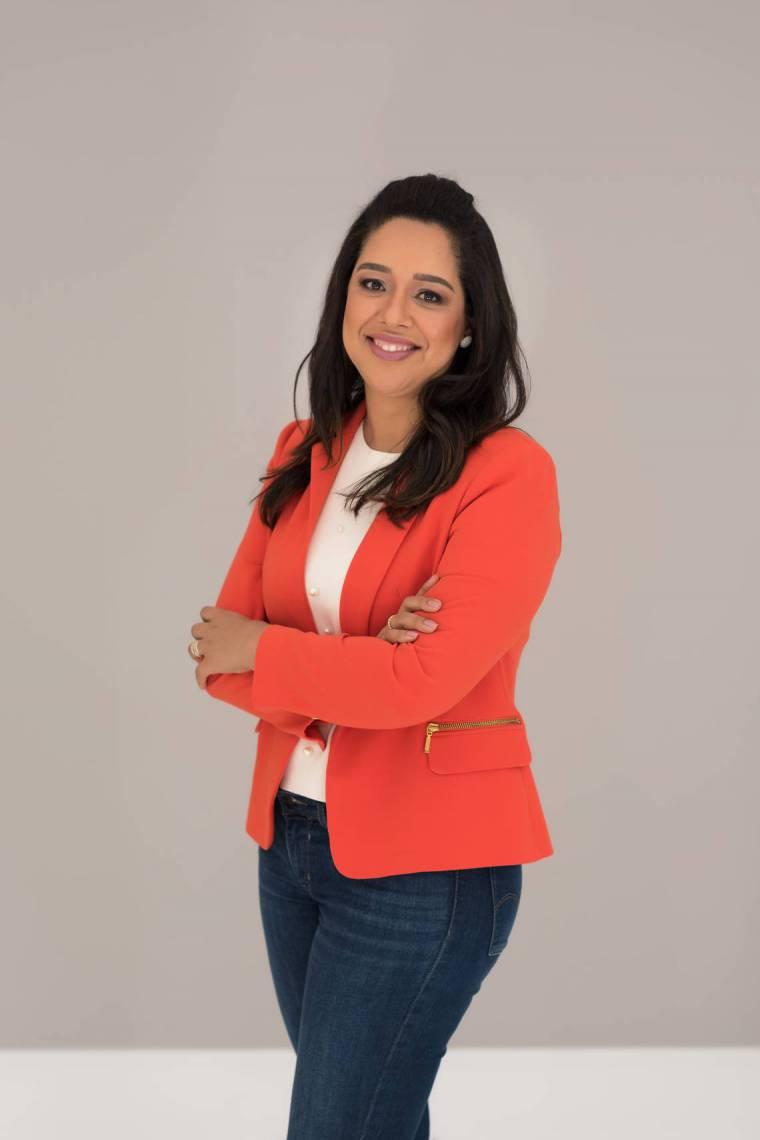 Organizer Fernanda Abreu