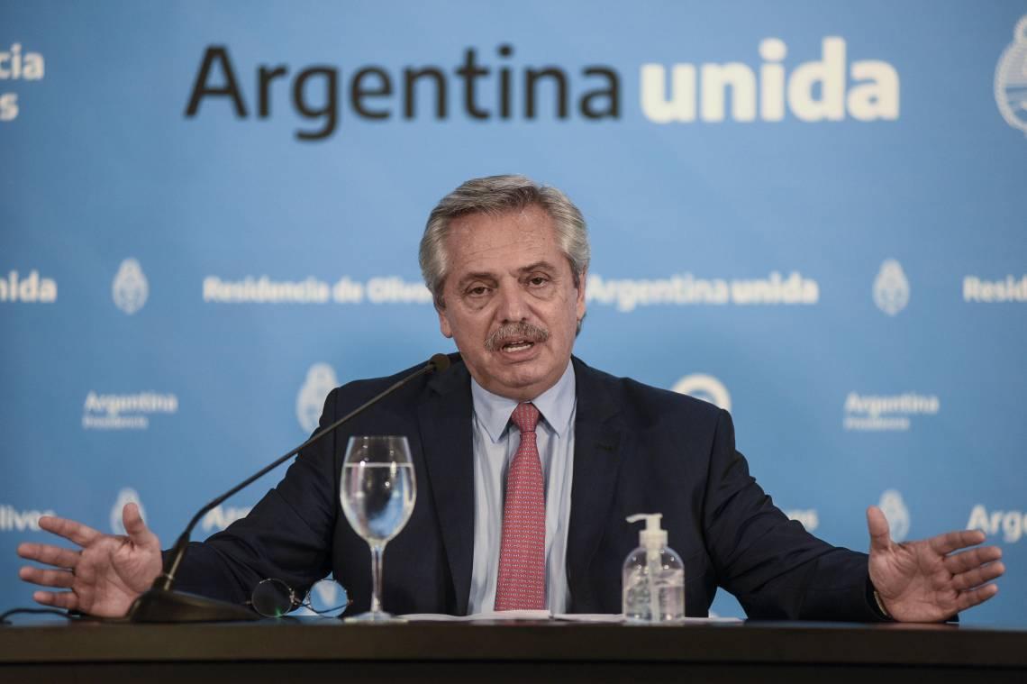 Crise econômica agravada pela pandemia tem aumentado a pressão sobre o governo de Alberto Fernández