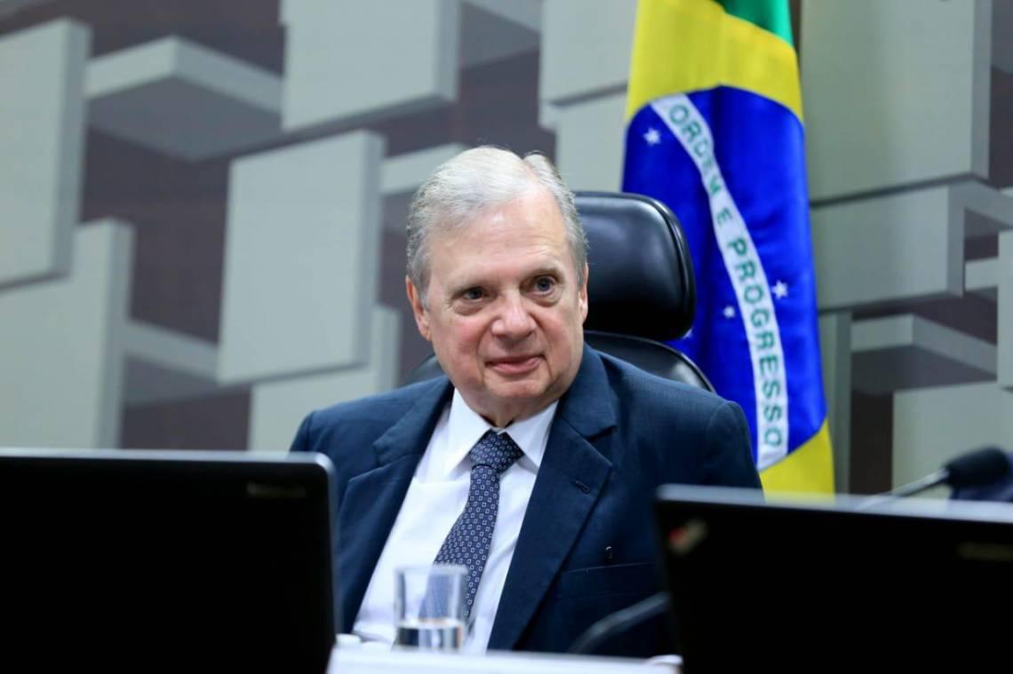 Senador Tasso Jereissati diz que aceita representar o PSDB na corrida presidencial desde que seu nome se mostre capaz de agregar forças (Foto: DIVULGAÇÃO)