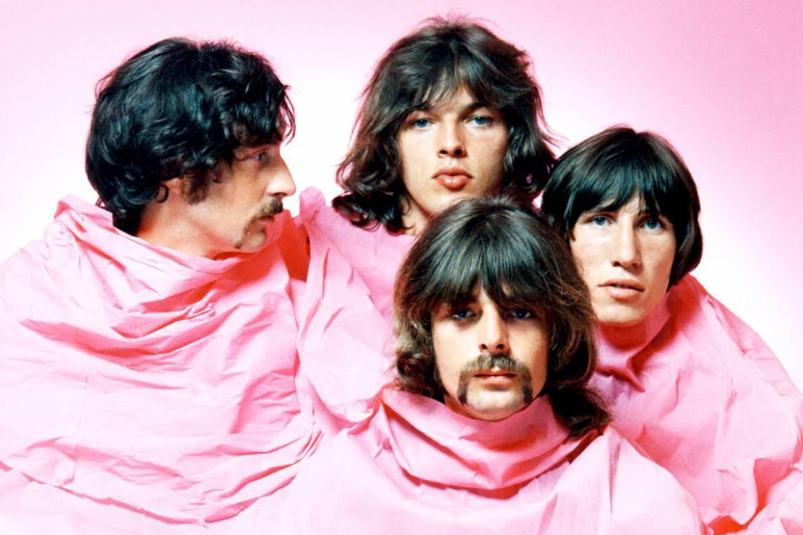 Pink Floyd transmite apresentações clássicas da banda