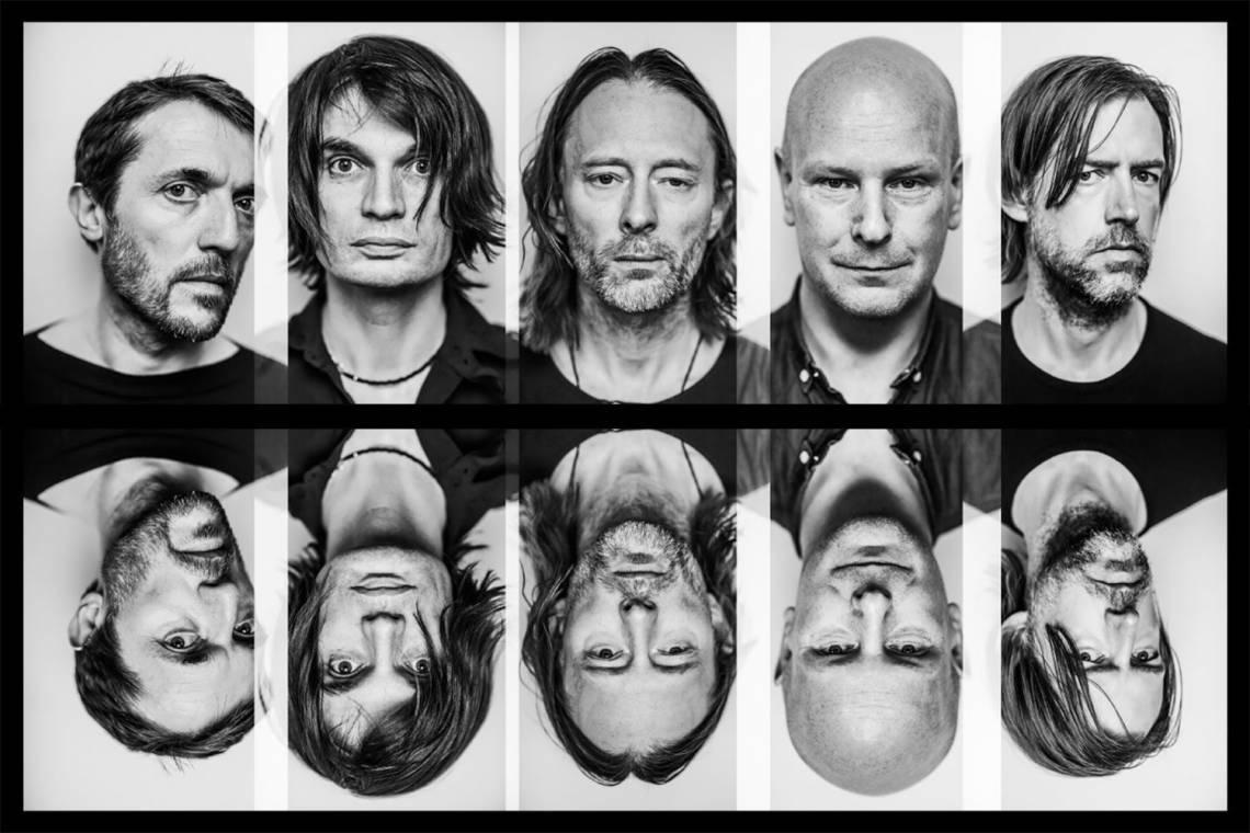 A banda Radiohead está divulgando um show por semana em seu canal do Youtube