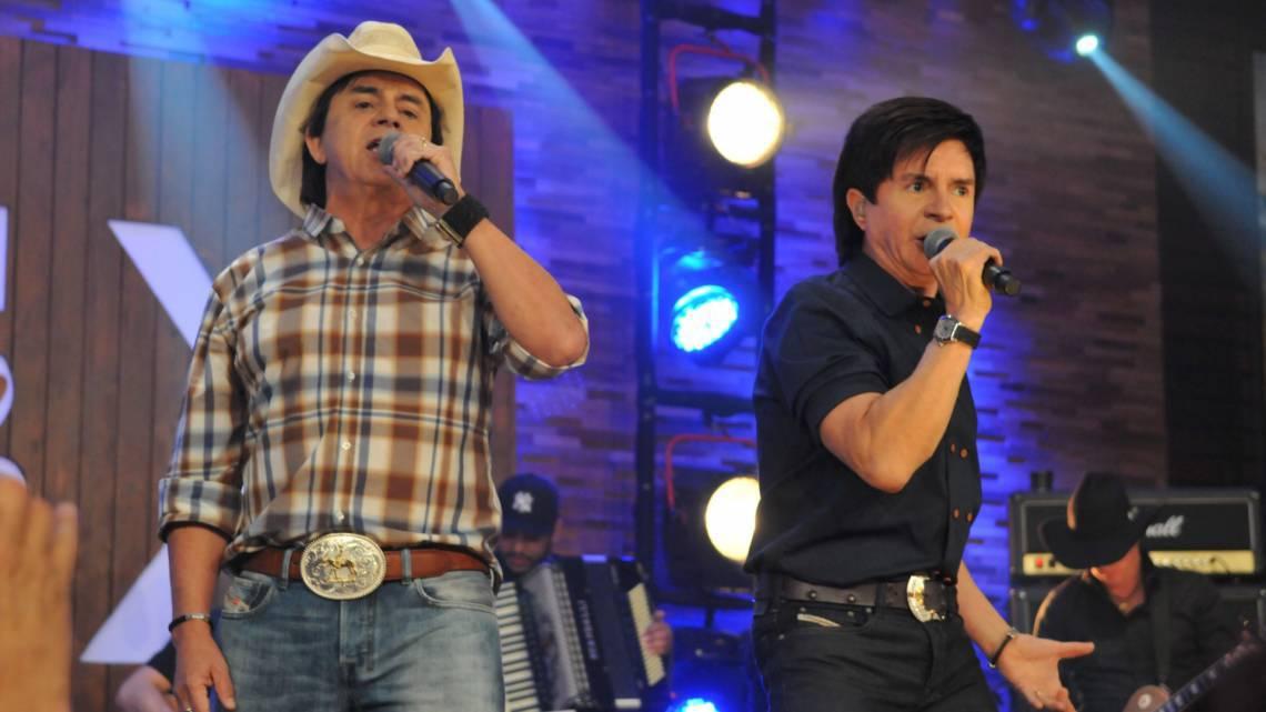 Chitãozinho e Xororó tocarão suas músicas mais conhecidas na live