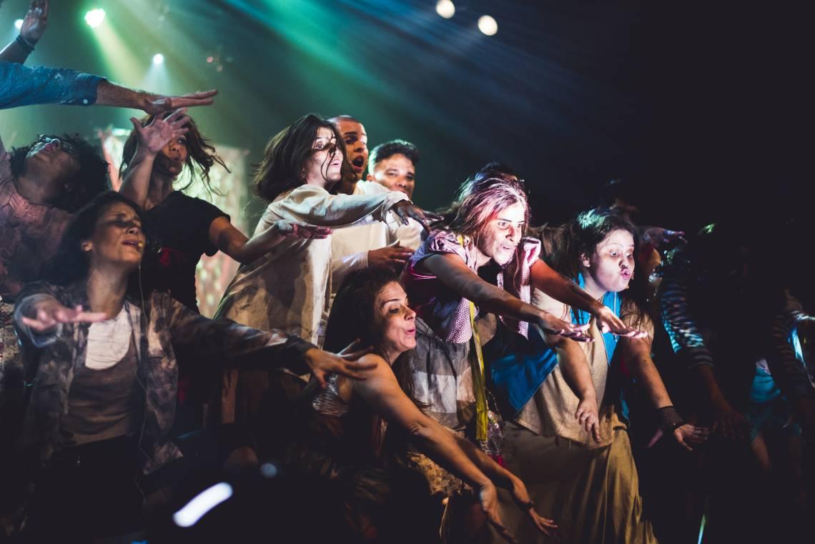 A The Biz divulga apresentações online dos seus espetáculos