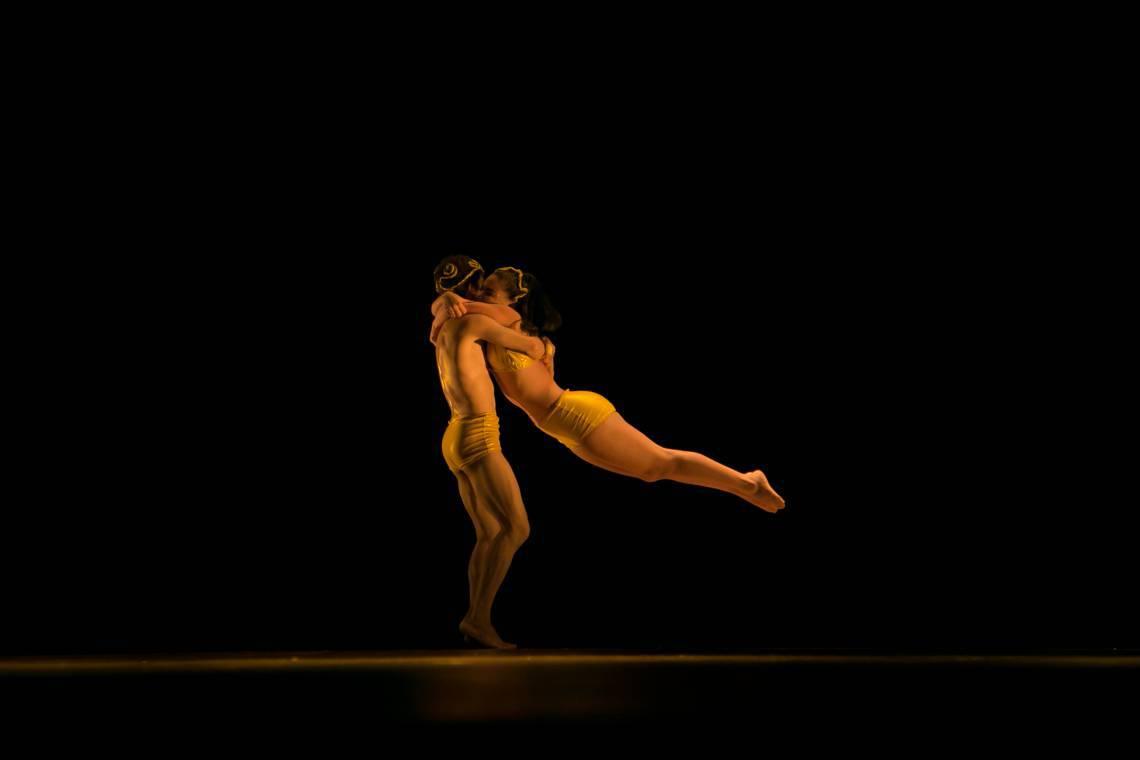 A Vila das Artes fará um bate-papo com os coreógrafos do espetáculo Lança