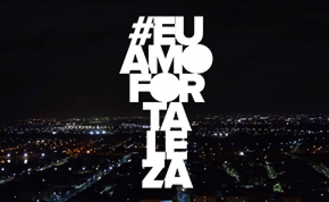 #EuAmoFortaleza