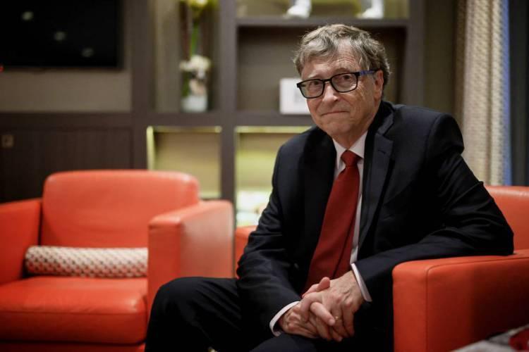 Bill Gates: antecipação da lista de livros do ano e muita teorias conspiratórias sobre sua atuação