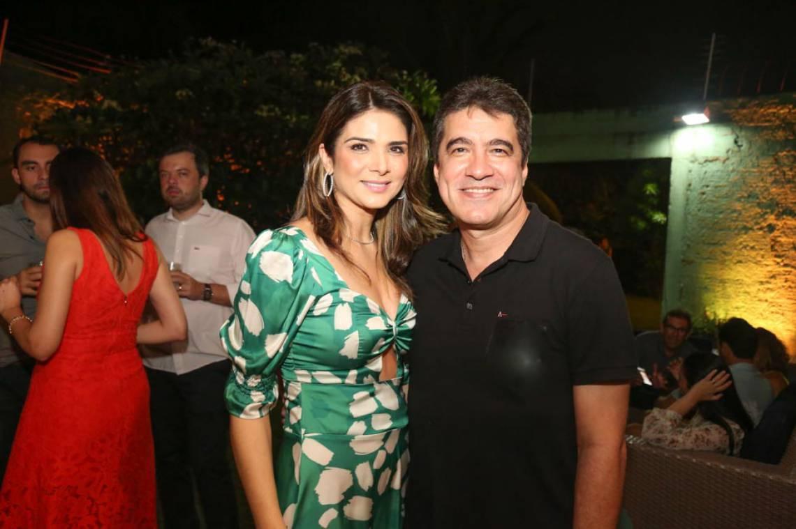 Rachel e Paulo Teixeira