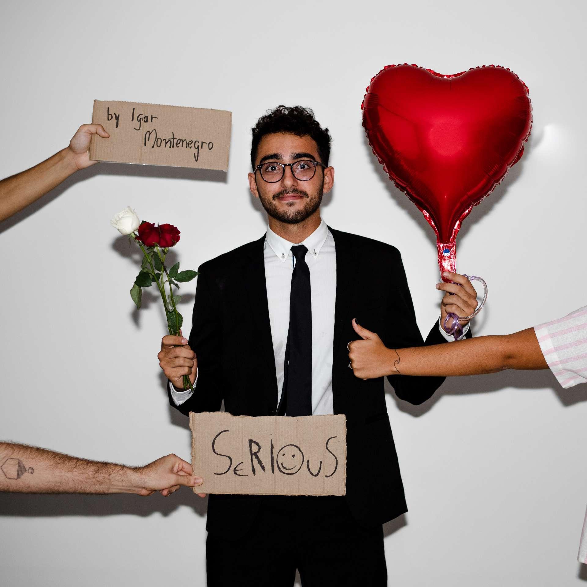 Igor Montenegro faz live de Dia dos Namorados