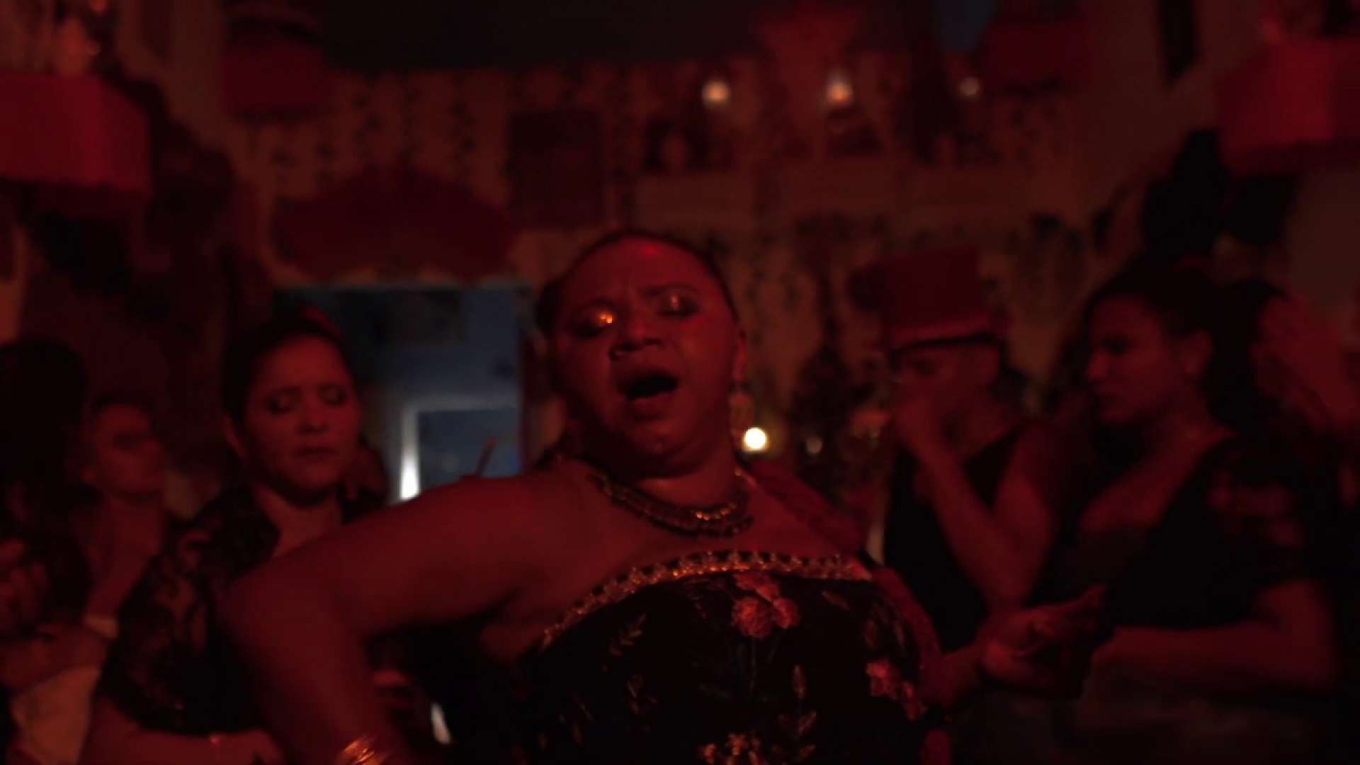O curta Festa de Exu, dirigido por Wellington Barros Júnior, está disponível na plataforma Cultura Dendicasa (Foto: reprodução)