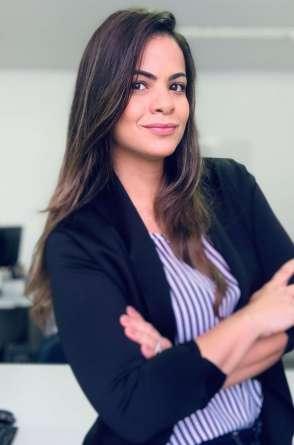 Daniele Rocha Queiroz Lemos, enfermeira