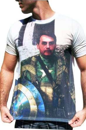 Criada por Guilherme Julian, a Mituz comercializou em camisetas a imagem de Bolsonaro e figuras ligadas à direita, ao conservadorismo e à ditadura militar brasileira
