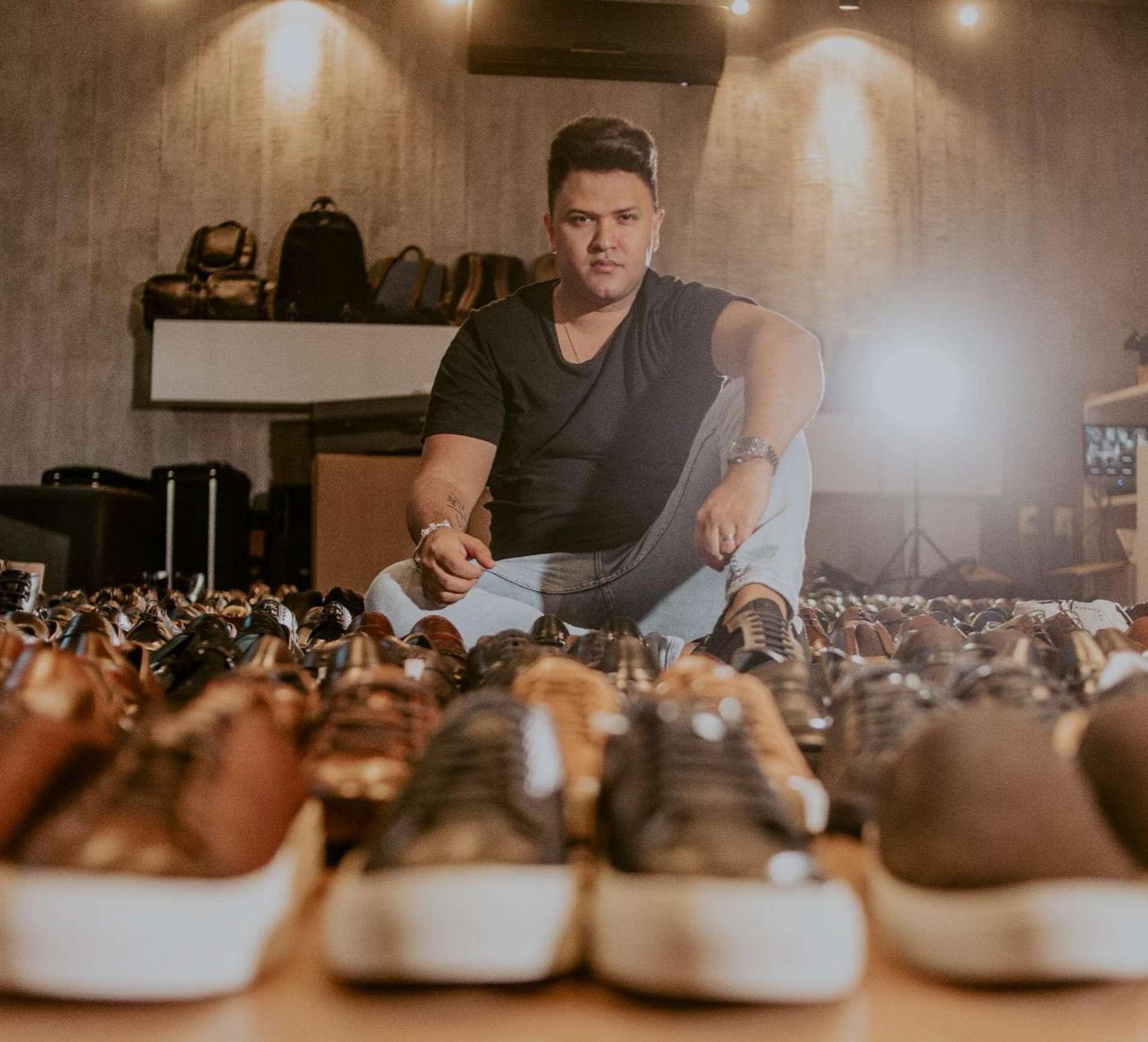Jhonatan Rêgo, diretor da Homem do Sapato