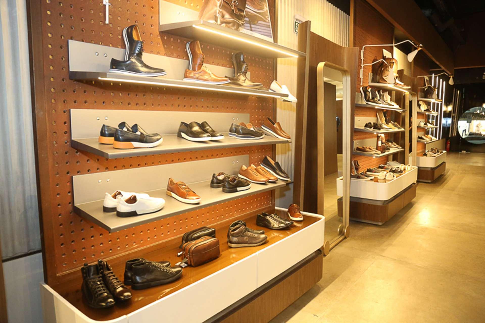 Interior da loja em Fortaleza