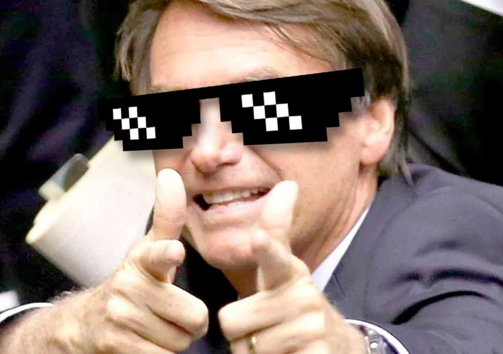 Reprodução de postagem da página Bolsonaro Zuero