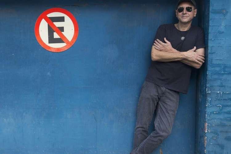 Guto Goffi, baterista carioca e fundador da banda Barão Vermelho