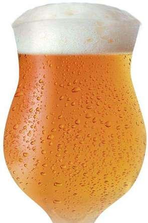 Taça de Cerveja Panamá Vidro 400ml