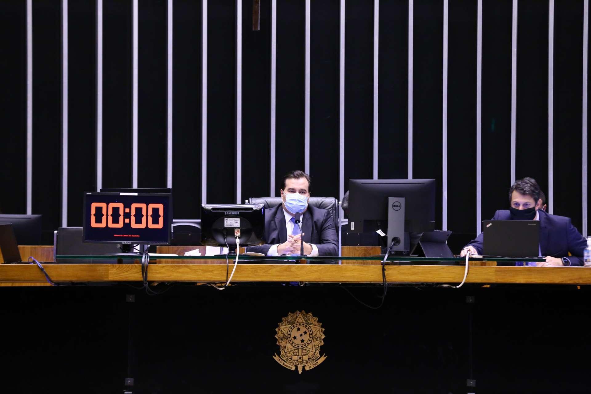 RODRIGO Maia avaliou ontem que adiar mudanças no Fundeb para 2022 seria