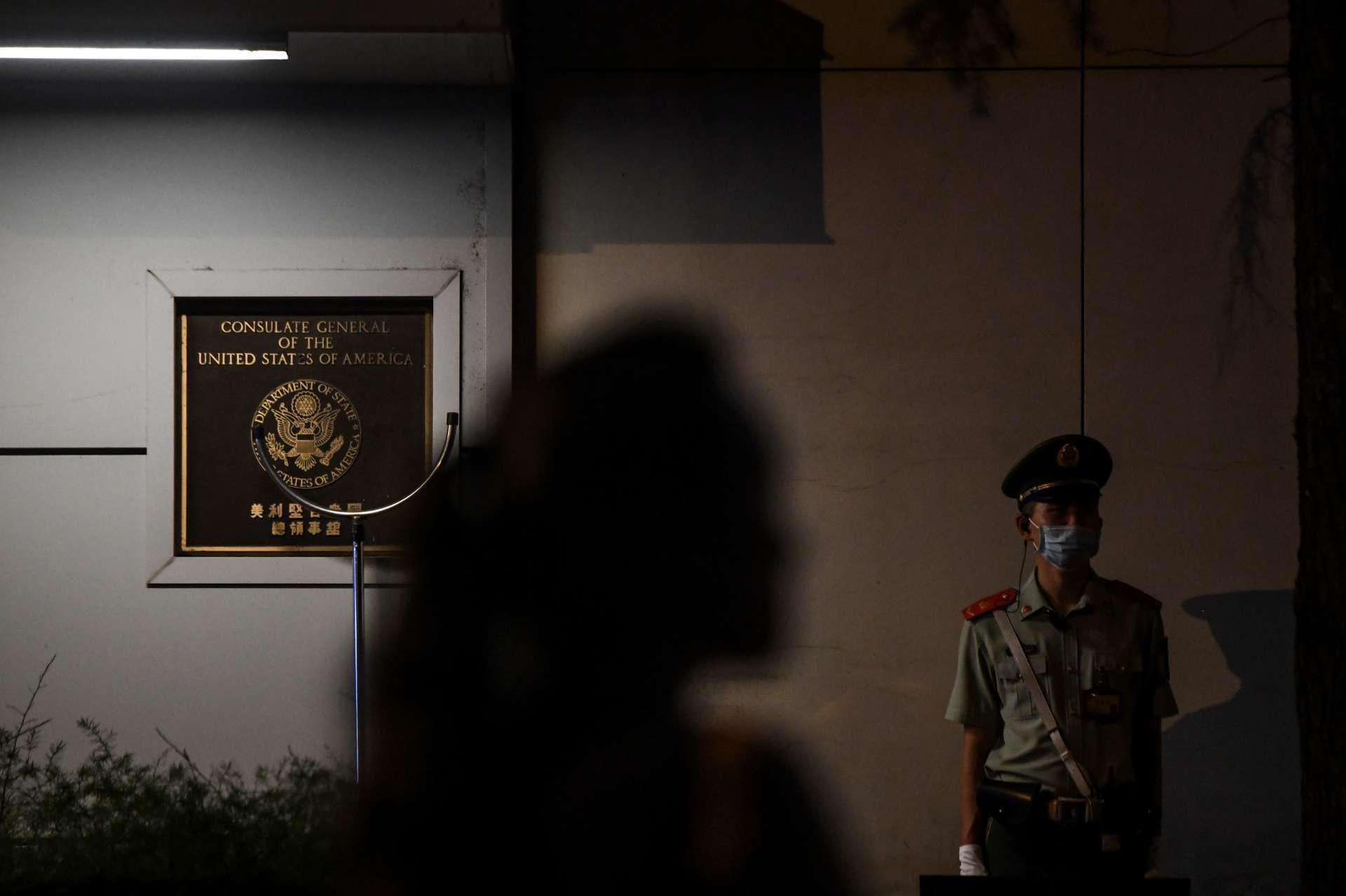 Consulado de Chengdu, fechado no fim do mês de julho, era uma das sete representações diplomáticas americanas em território chinês