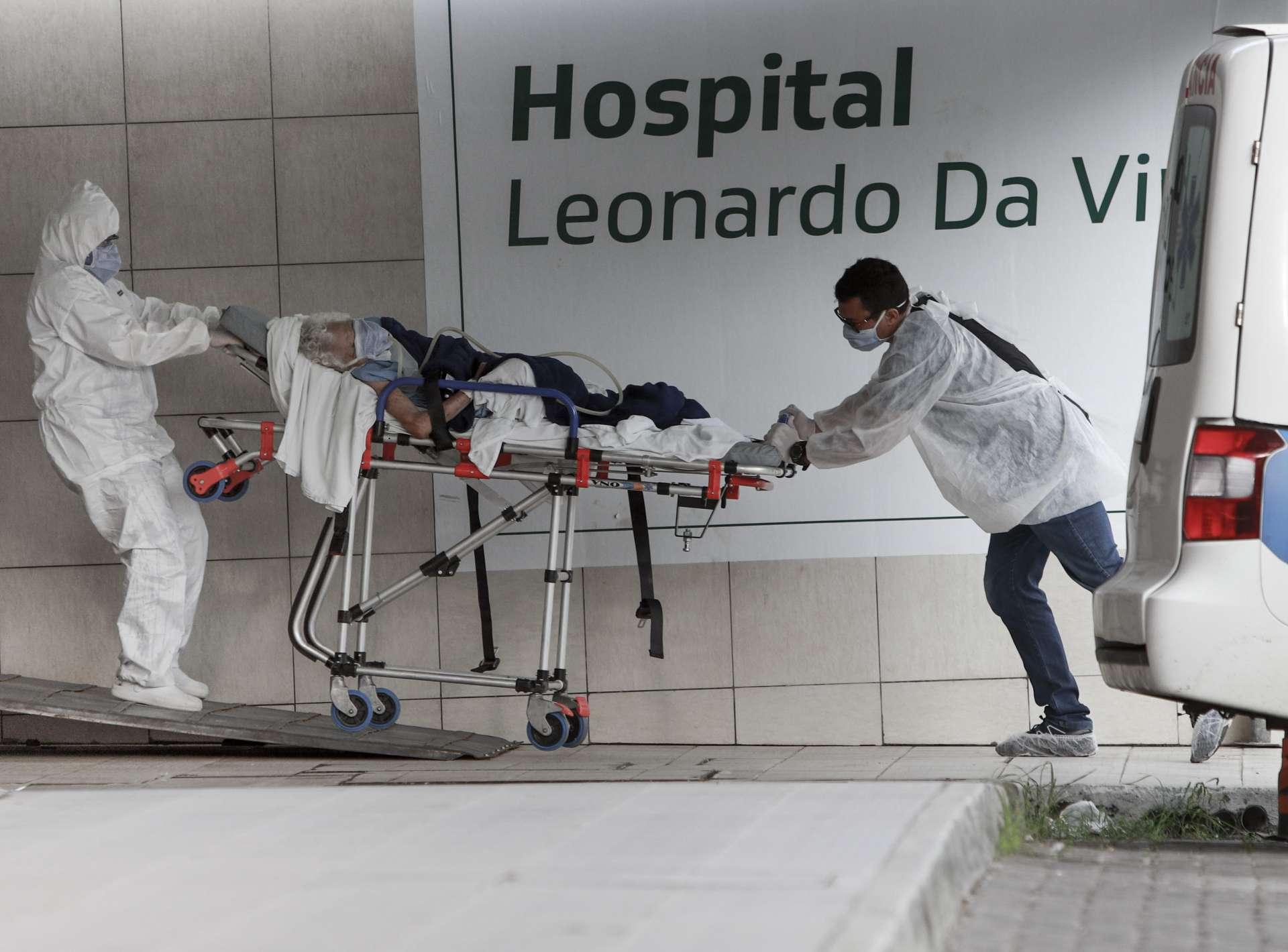 Aumento de casos de Covid-19 no Ceará faz hospitais públicos e privados aumentarem leitos de UTI