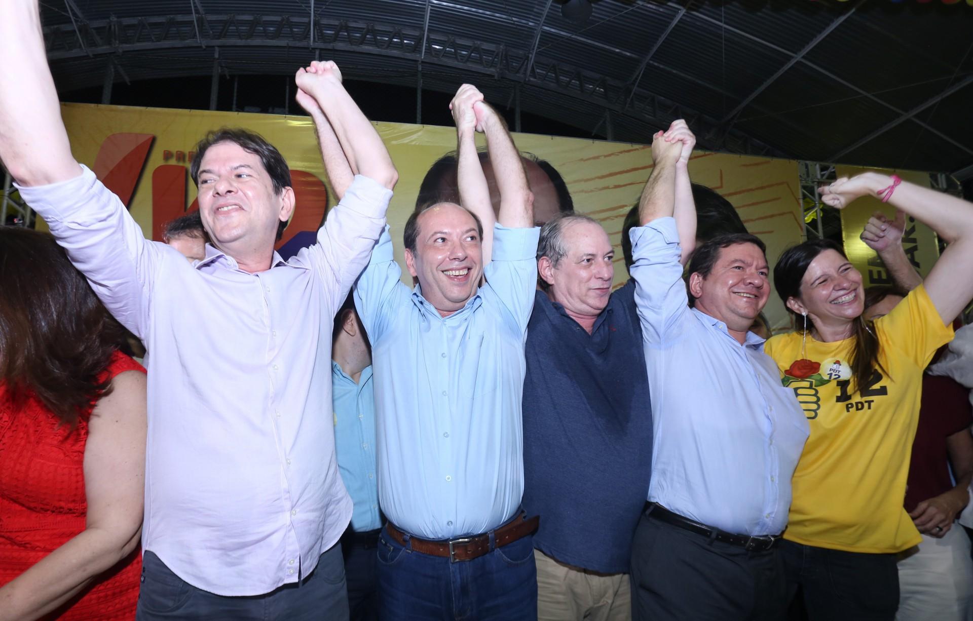 Família Ferreira Gomes tentará mais quatro de poder em Sobral com Ivo, irmão mais novo de Ciro e Cid