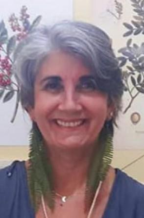 Débora Barbosa, escritora, é sobrinha-neta da jornalista Suzana de Alencar Guimarães