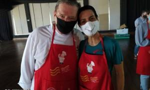 Macarrão Amigo: nossa força contra a fome!