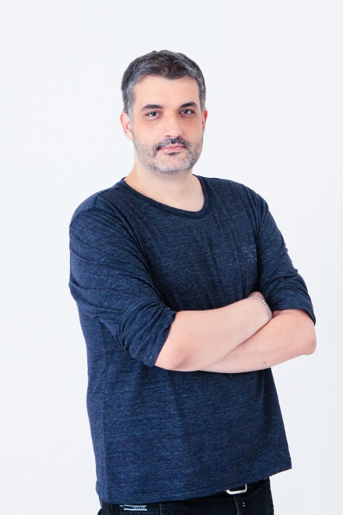 Jornalista Fernando Graziani, editor-chefe de Esportes do O POVO