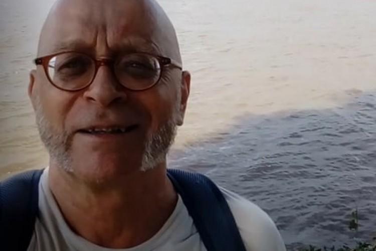 Gunter Karl Pressler, professor da UFPA, autor do livro Benjamin Brasil