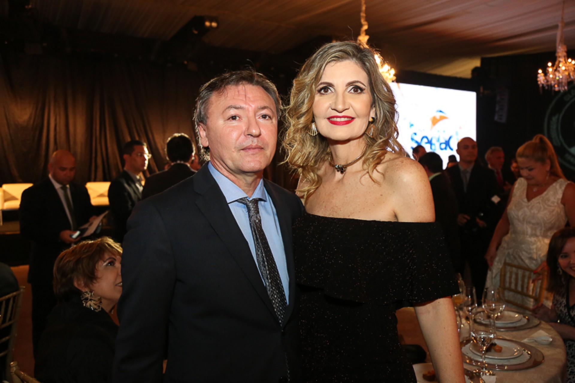 Maurício Filizola e Laura