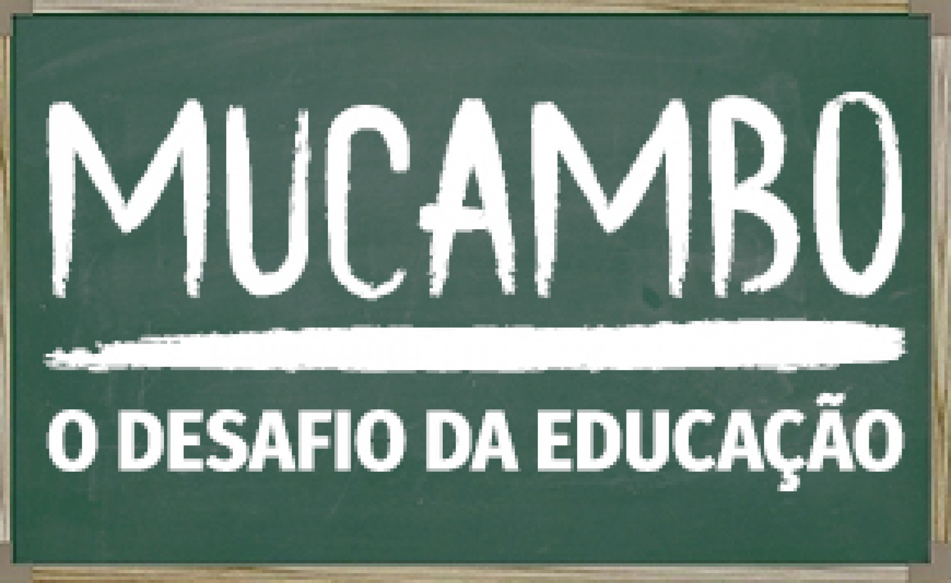 Mucambo: o desafio da educação
