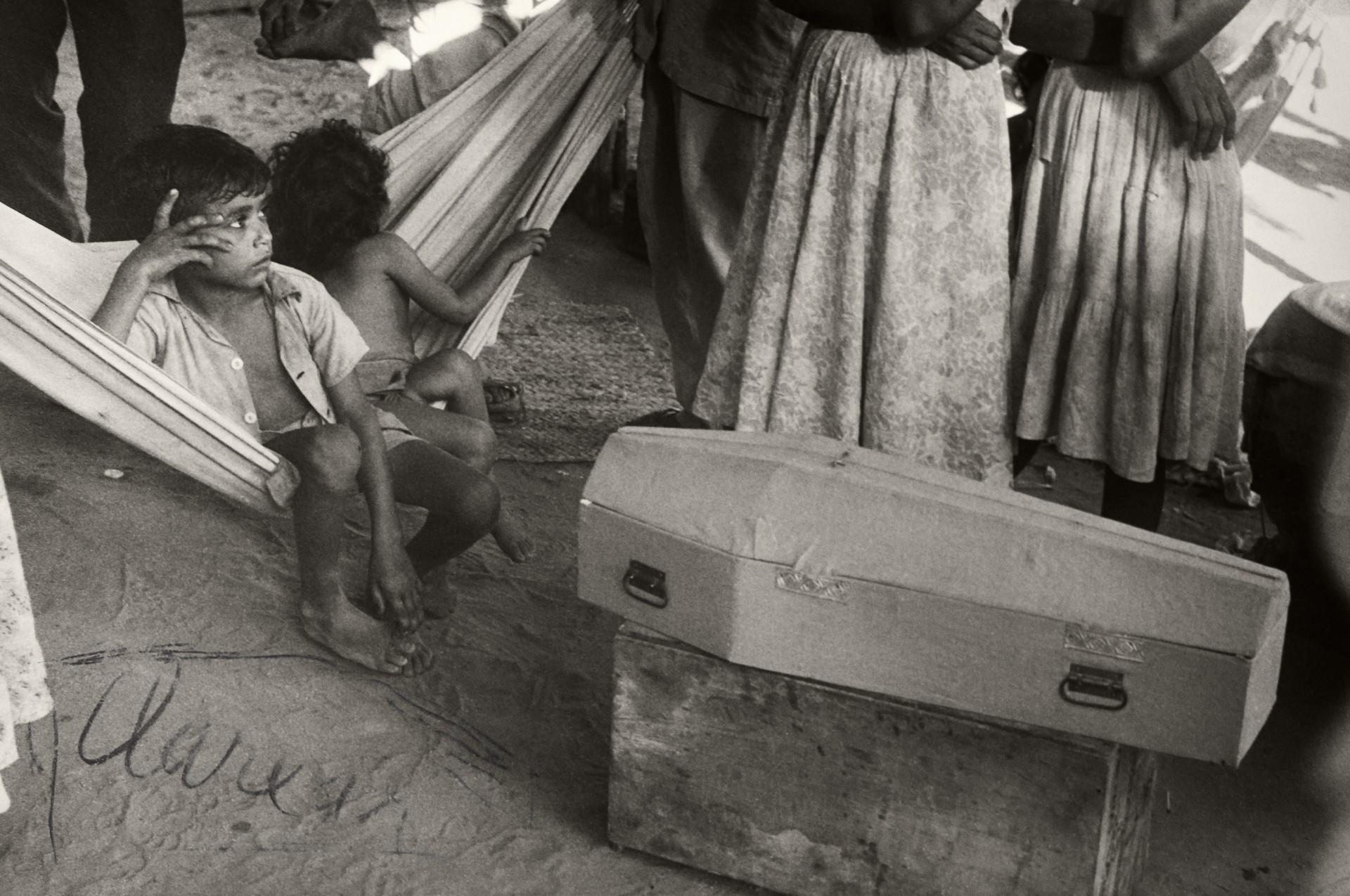 A Vmortalidade infantil e o flagelo da seca. Ceará, 1958