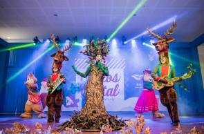 O Shopping RioMar traz, em sua programação de fim de ano, apresentações de espetáculos teatrais com temas natalinos.