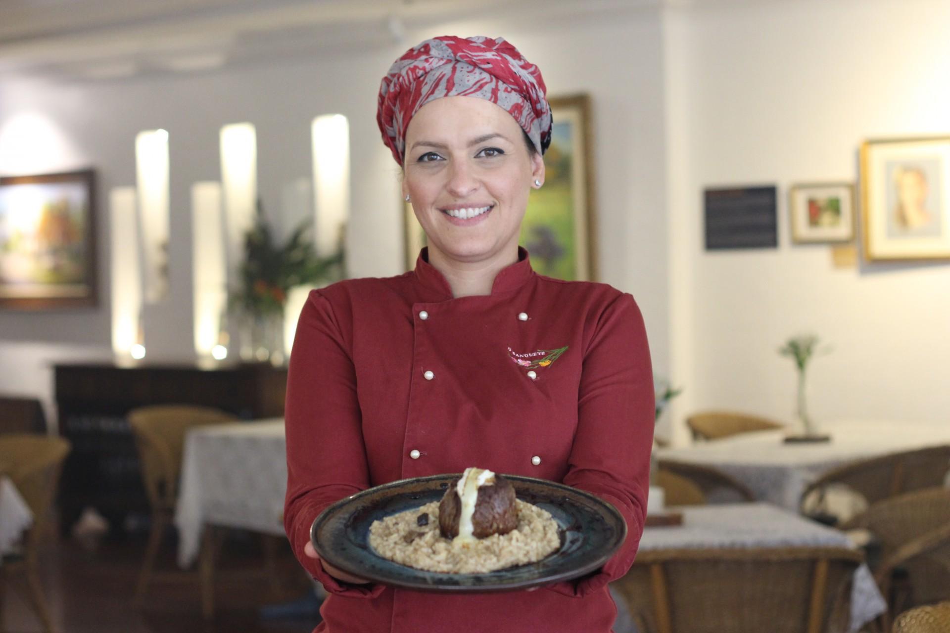 Chef Liliane Pereira (Foto: divulgação)