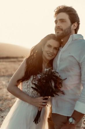Larissa Cavalcante e Almiro Marinho Neto