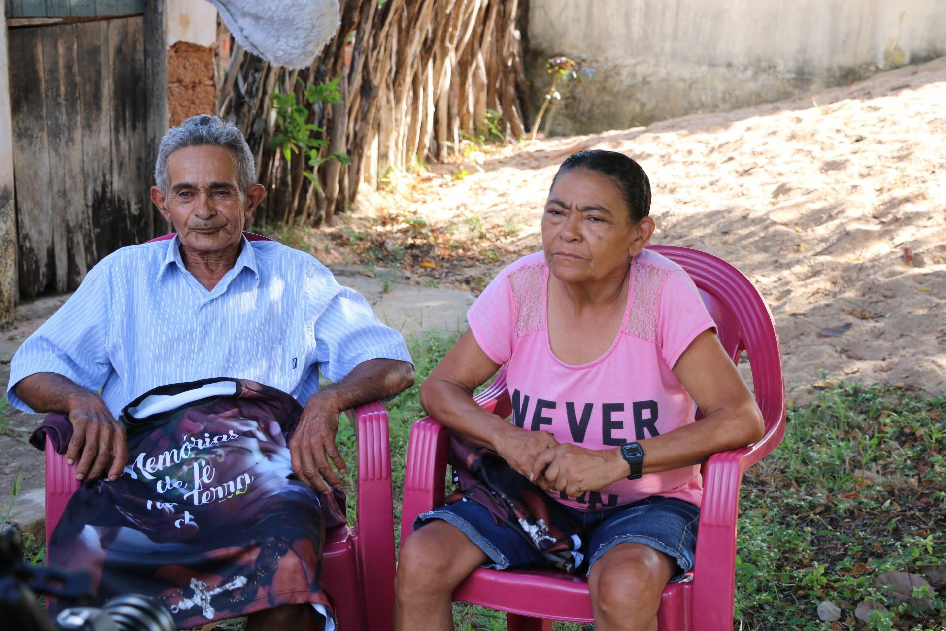 """O documentário """"Memórias de Fé na Terra da Luz"""" retrata o ofício e as vivências de rezadores no Ceará."""