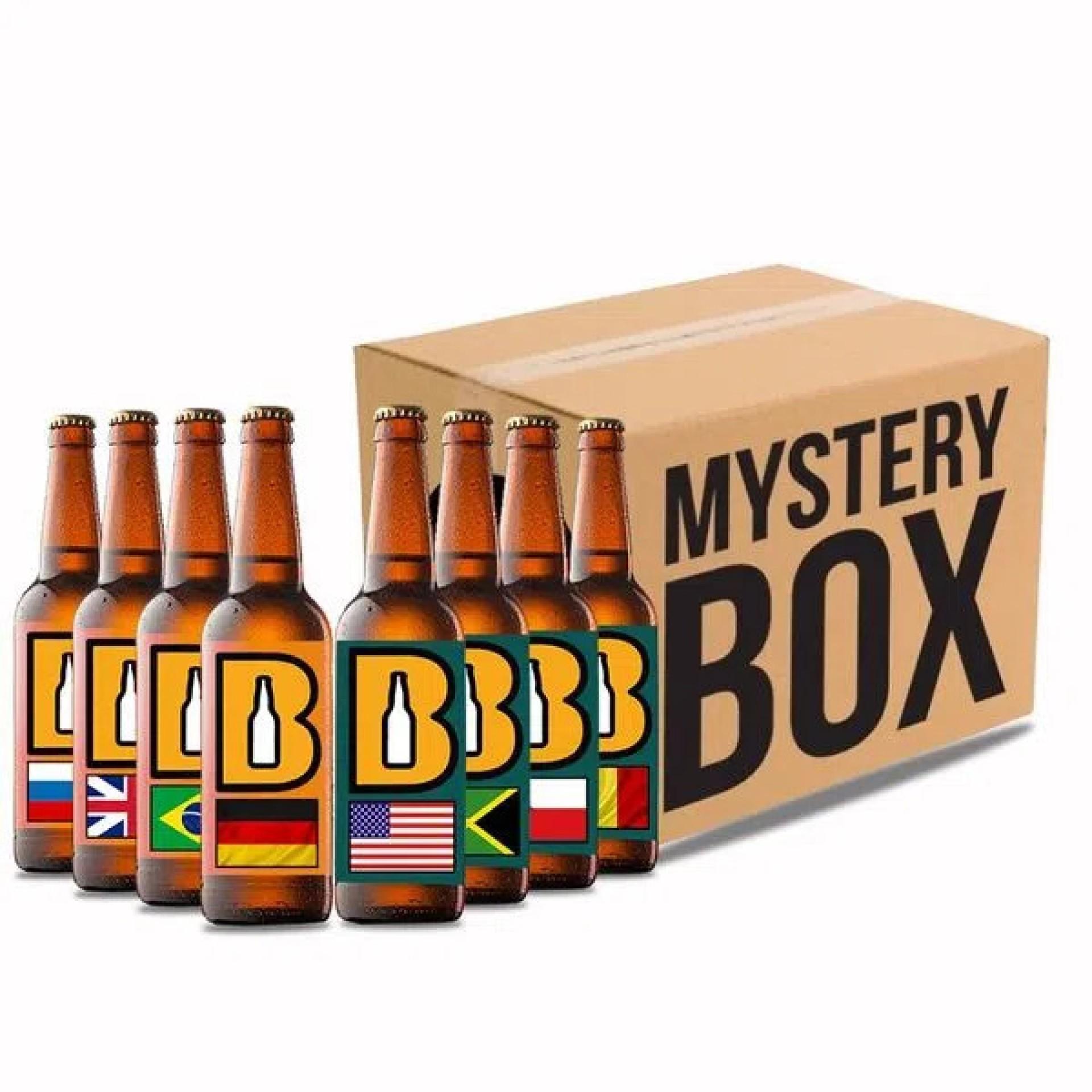 Box de cervejas