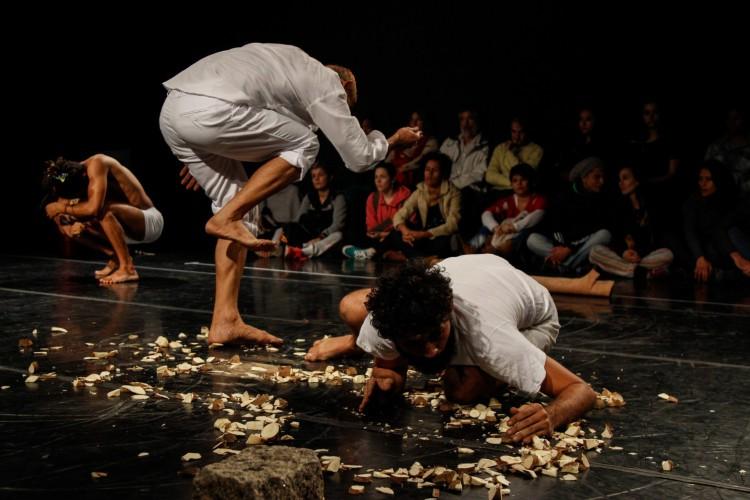 Espetáculo 'Prelúdios para Danças Caboclas', da Cia Balé Baião (Itapipoca/CE)
