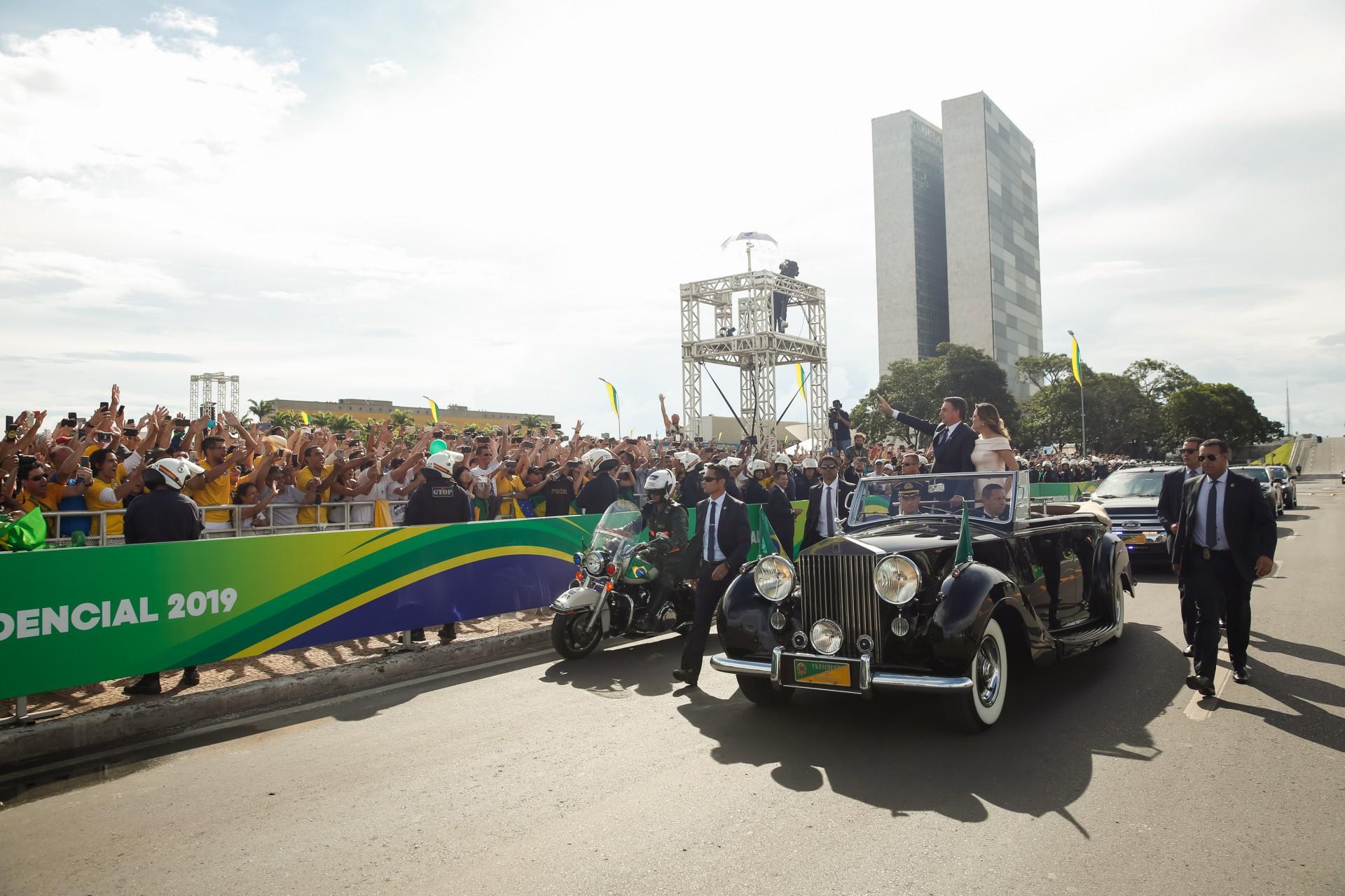 (Foto: Isac Nobrega/Presidência da República)Posse de Jair Bolsonaro em 01/01/2019. Cerimônia Oficial .Foto: Isac Nobrega/Presidência da República