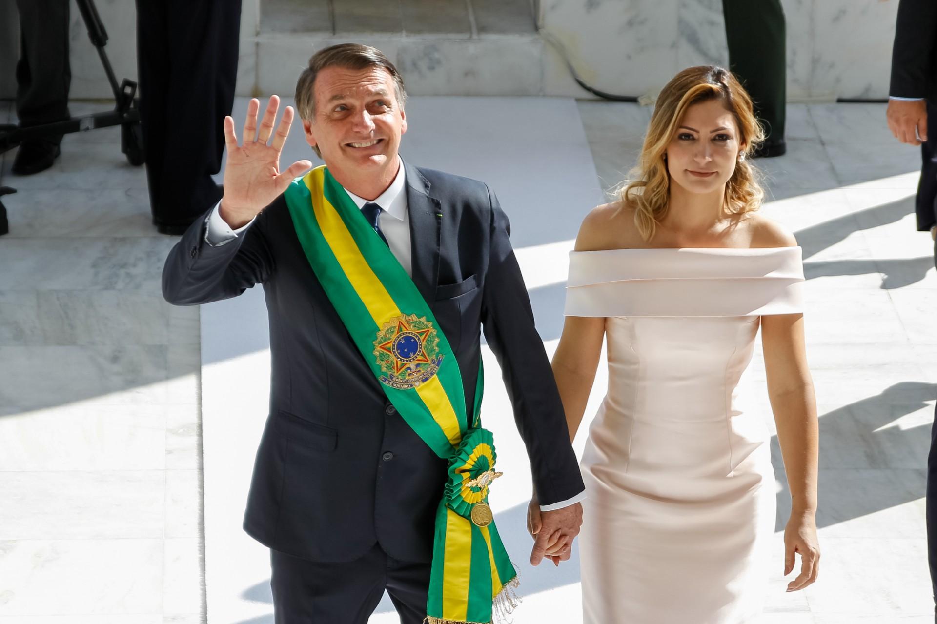 (Foto: Carolina Antunes/Presidência da República)Posse de Jair Bolsonaro em 01/01/2019. Cerimônia Oficial.Foto: Carolina Antunes/PR