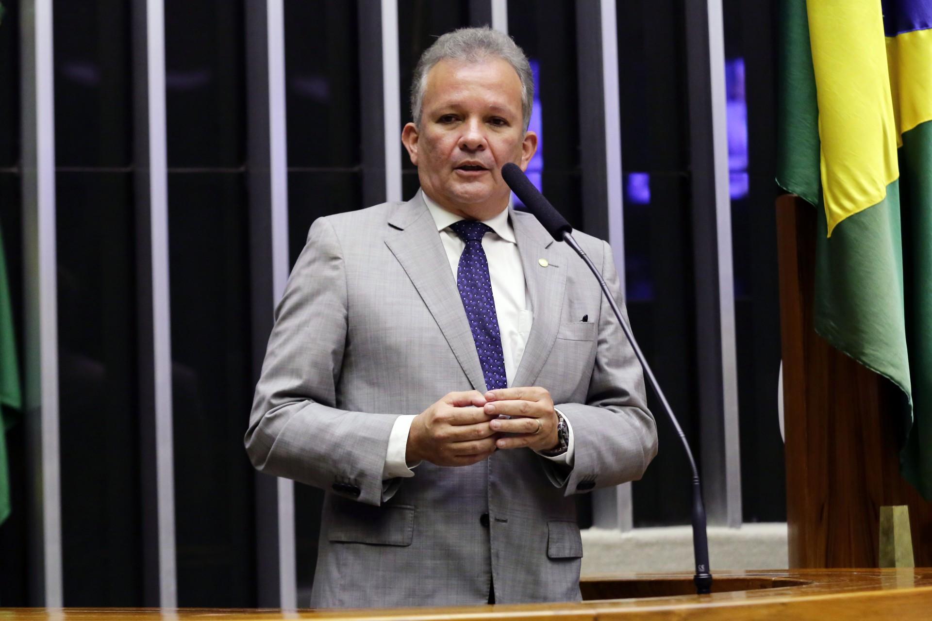 André Figueiredo, líder da oposição