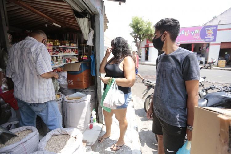 As medidas apoiam os microempreendedores do Estado (Foto: NIVIA UCHOA/GOV. DO CEARA)