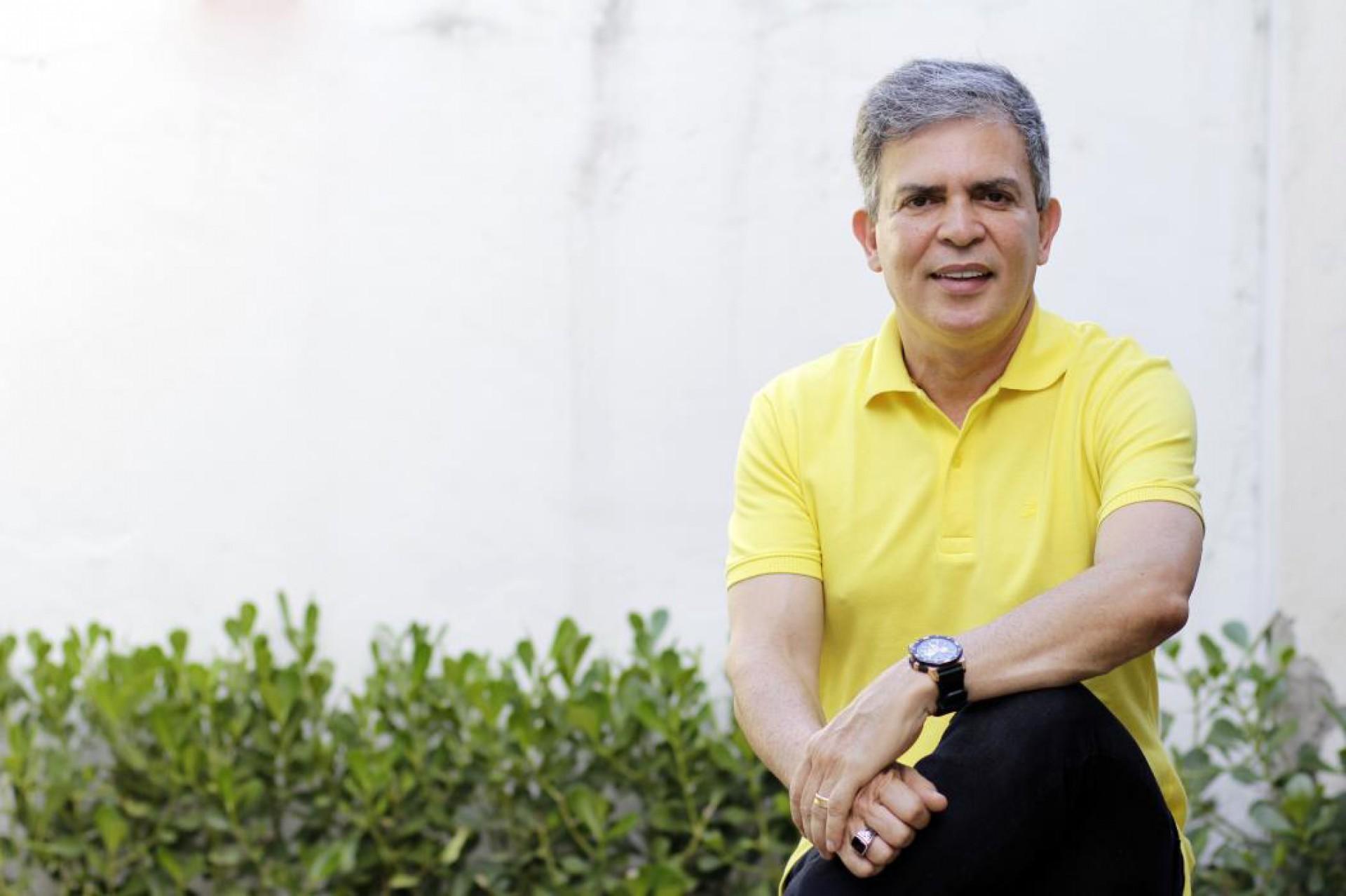 Costa Neto é o líder da Videira e vai assumir cargo na gestão