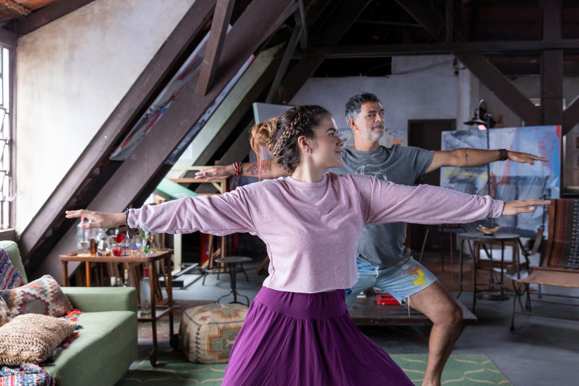 Eduardo Moscovis, de 'Bom Dia, Verônica', integra o elenco de 'Pai em Dobro' (Foto: SUZANNA TIERIE/NETFLIX)