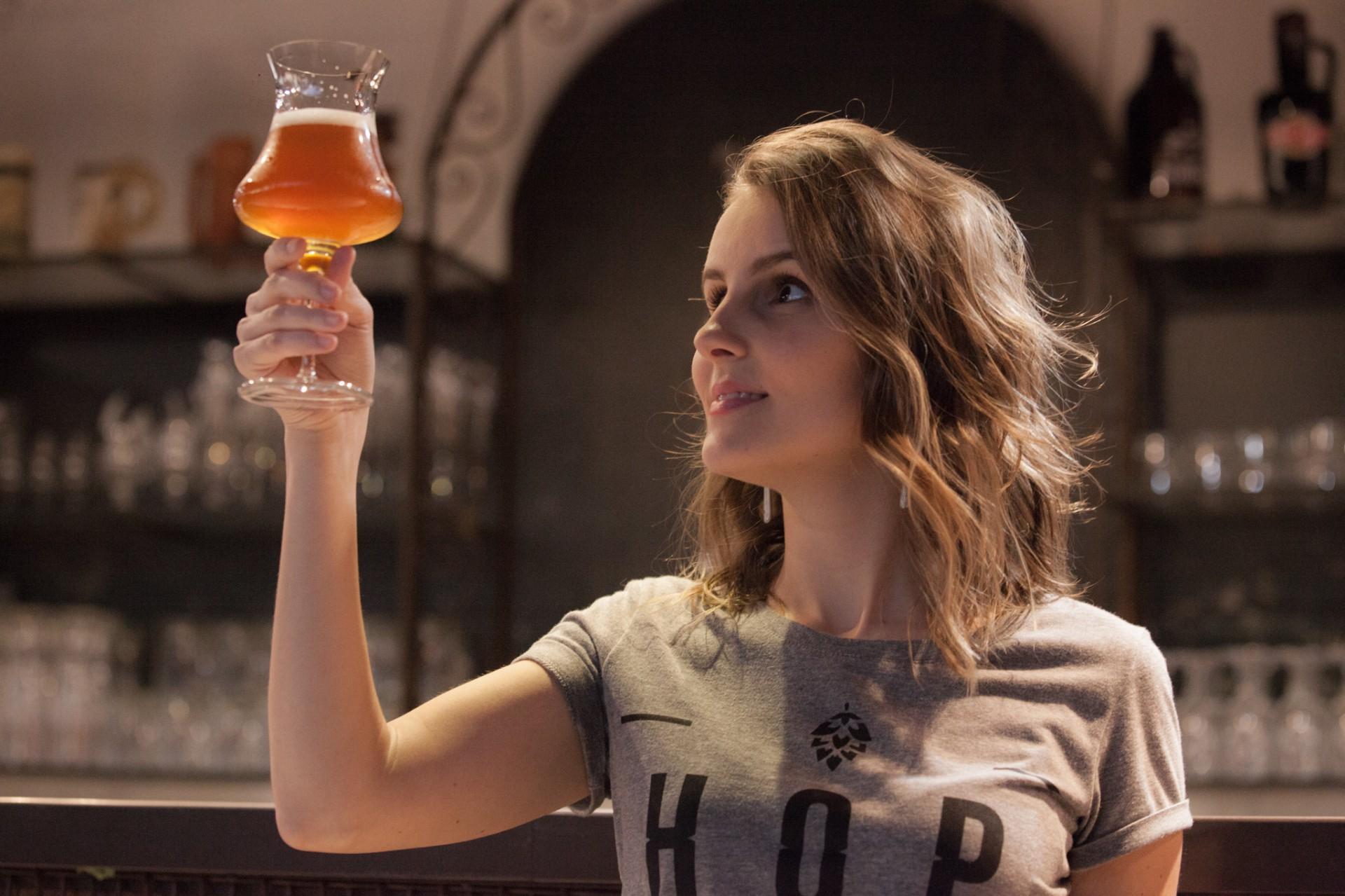 Como se tornar um sommelier de cervejas
