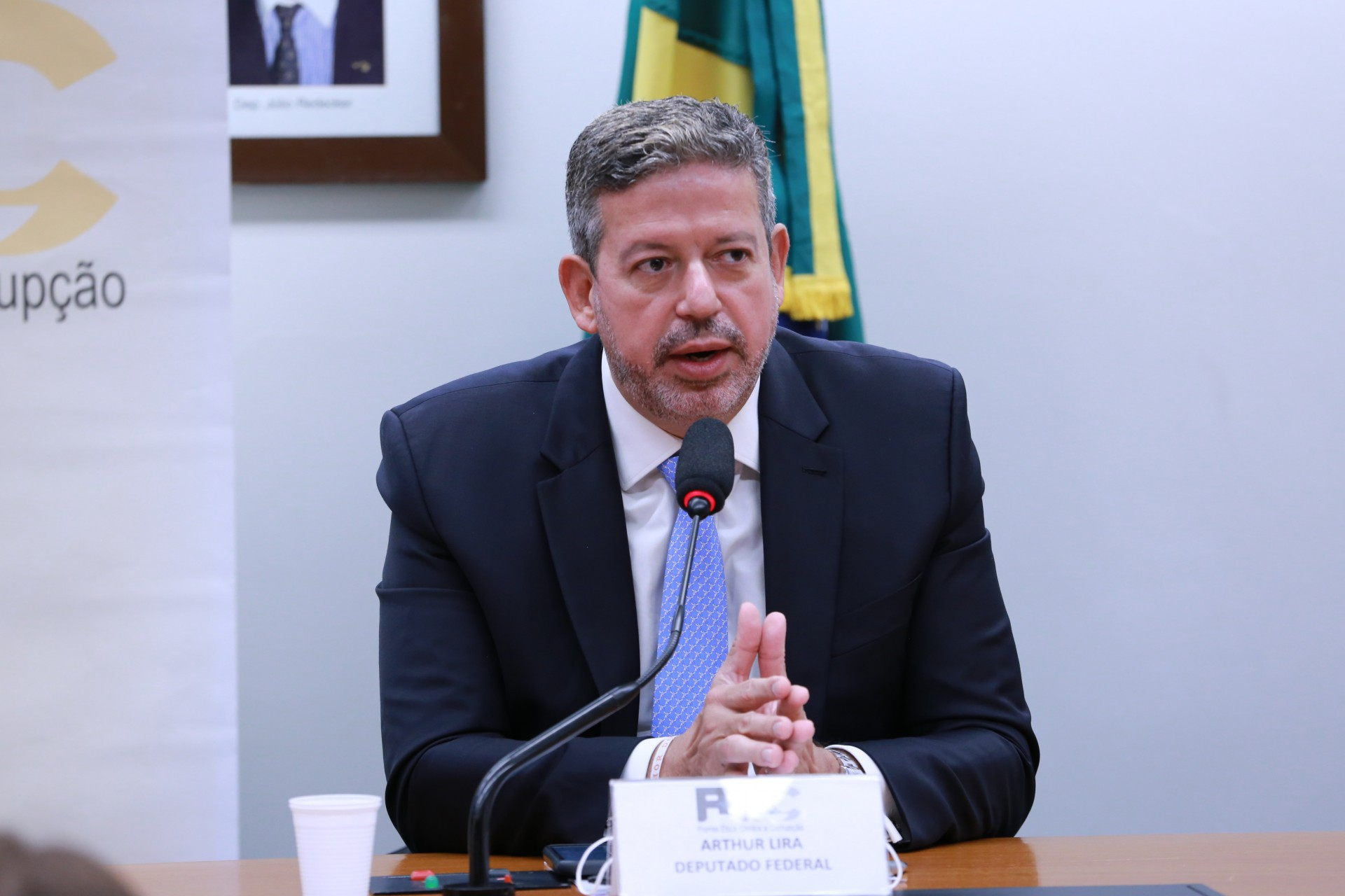 ARTHUR Lira tem campanha turbinada pelo Planalto com dinheiro de emendas a parlamentares em troca de apoio (Foto: Michel Jesus/ Câmara dos Deputados)