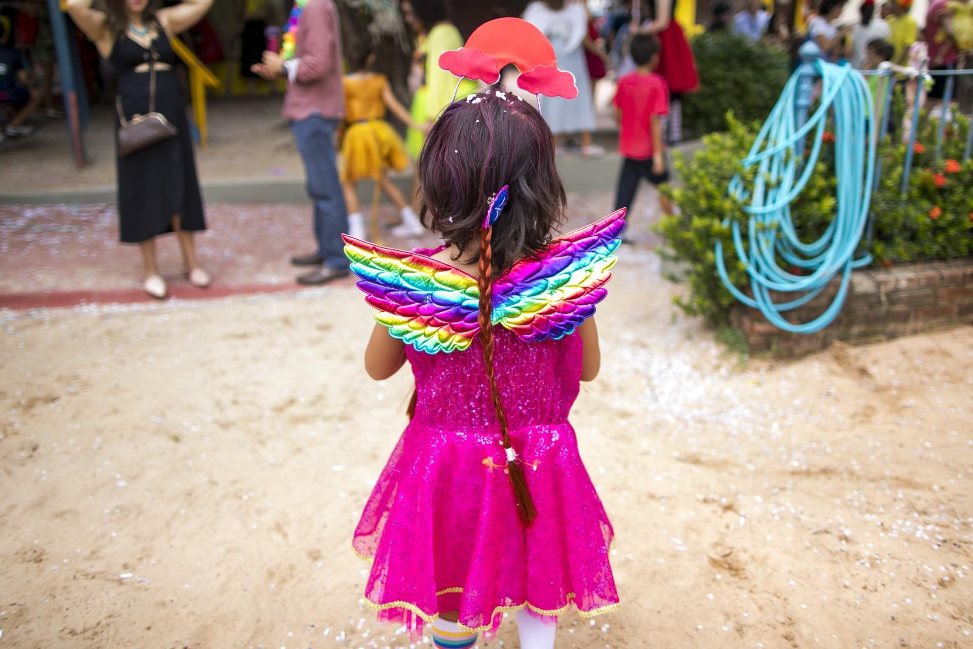 Raul Malu no Carnaval 2020 (Foto: REGISTRO FAMILIAR)