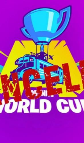 O cenário de pandemia fez com que grandes eventos com público fossem cancelados, como a Fortnite World Cup 2020, da Epic Games.