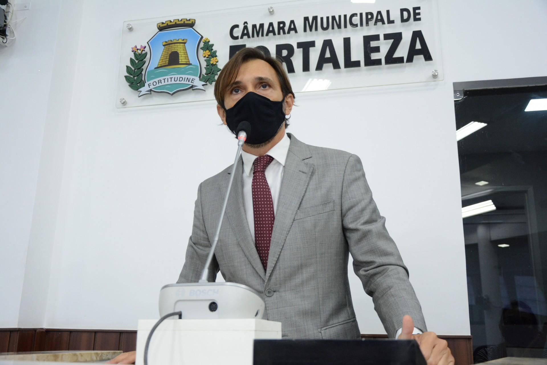 GUILHERME tem defendido que PT seja oposição a Sarto