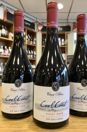 Casa Silva Pinot Noir Cool Coast D.O Valle de Colchagua